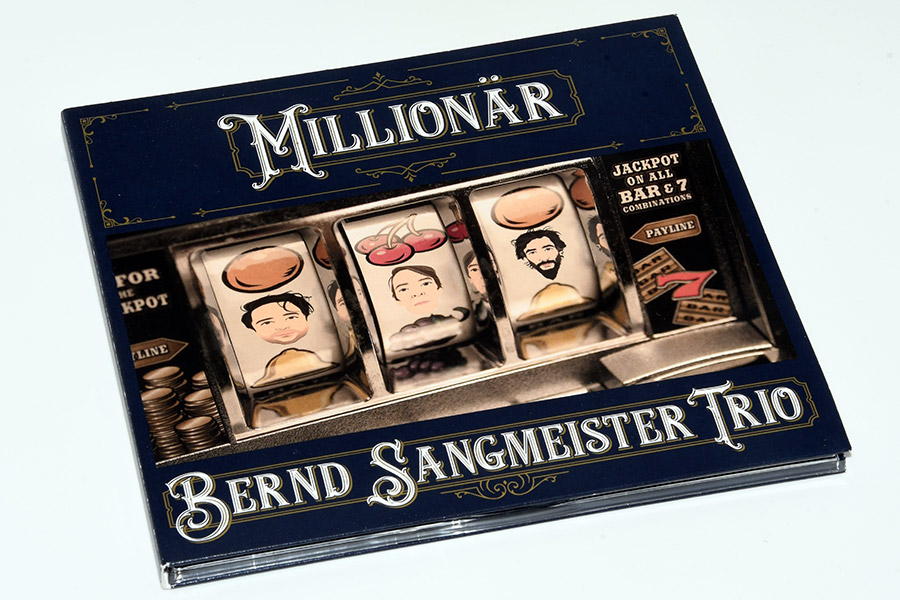 Bernd Sangmeister Trio - Album Millionär